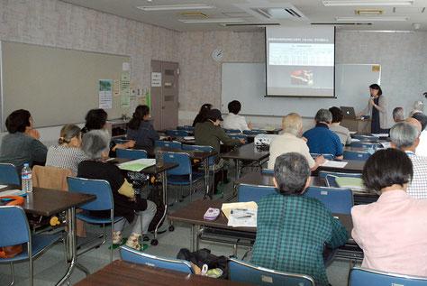 前月の5月17日には基本的な大麦の機能性を学ぶ勉強会を実施した。