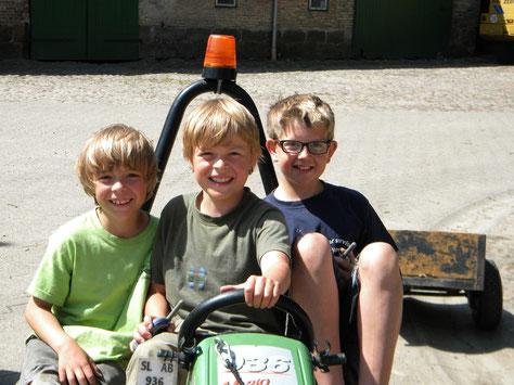 Ferienspaß für Kinder auf dem Ferienbauernhof Neu-Rehberg Urlaub auf dem Bauernhof