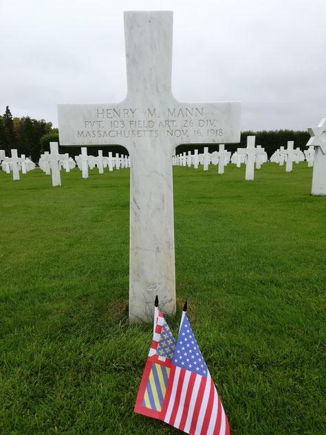 Tombe d'Henry- Henry's grave - FindaGrave.com