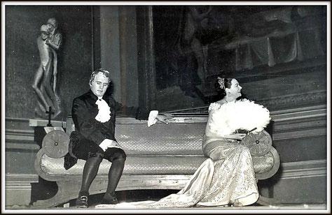 Ettore Bastianini (Il barone Scarpia)