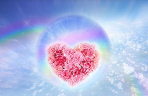 思考による創造〜愛か恐れか