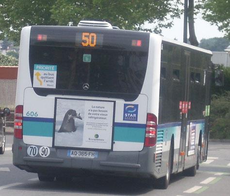 N° 606 - Photo Brécéen - Rennes