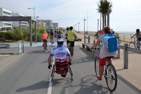 Vélocéane, le vélo entre amis