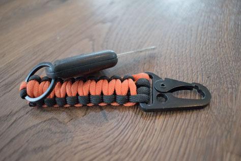 Paracord Lanyard Schlüssel