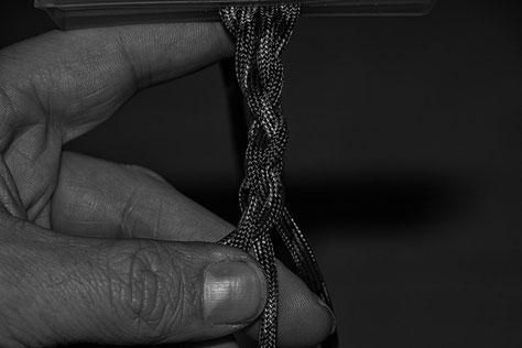 Paracord Lanyard Knoten für Krähenlocker