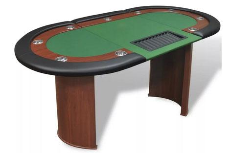 Poker Tisch mieten - Mobiles Casinio