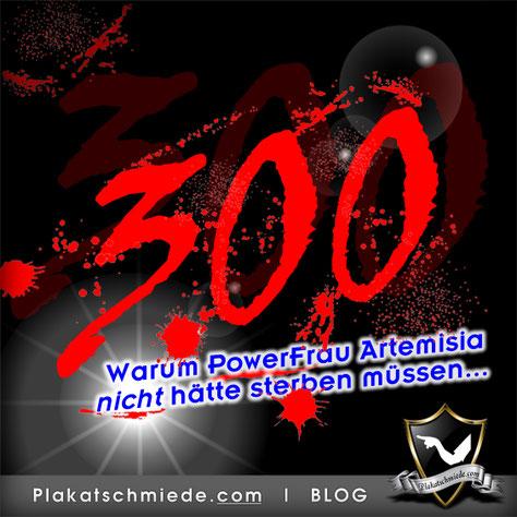300 RISE OF AN EMPIRE, Warum Powerfrau Artemisia nicht hätte sterben müssen, Blog
