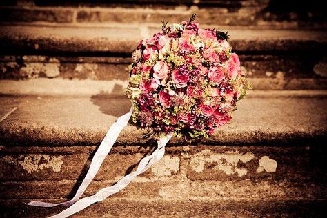 8 tipos de ramo de novia