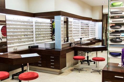 Besuchen Sie uns in unserer Brillenausstellung auf der Einkaufsstraße in  Dusburg-Neumühl