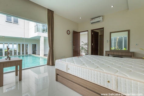 Jimbaran hills panorama villa with 3 bedrooms for sale