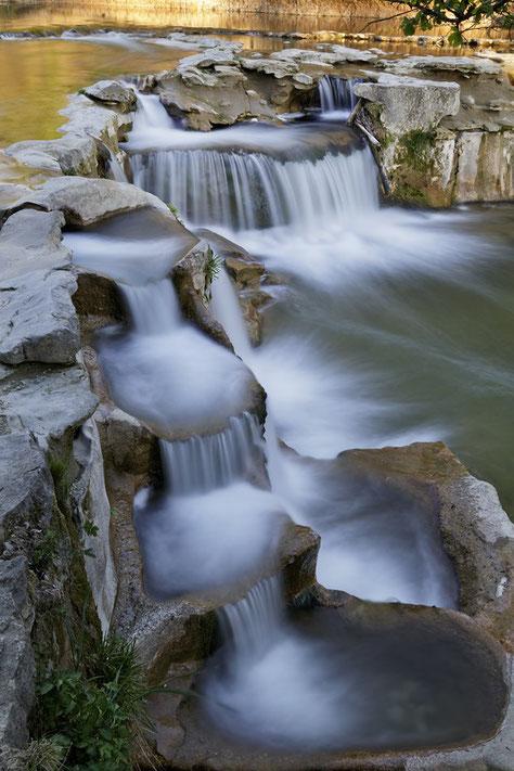 Affenschlucht Winterthur Wasserfall