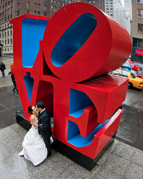 Matrimonio a New York Love