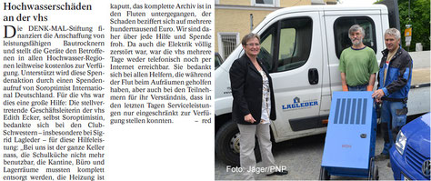 Passauer Neue Presse, Juni 2013