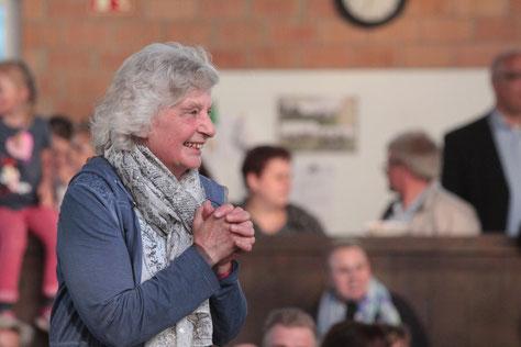 Doris Schmidt wurde am vergangenen Wochenende mit einer großen Voltigier-Überraschungs-Gala verabschiedet.