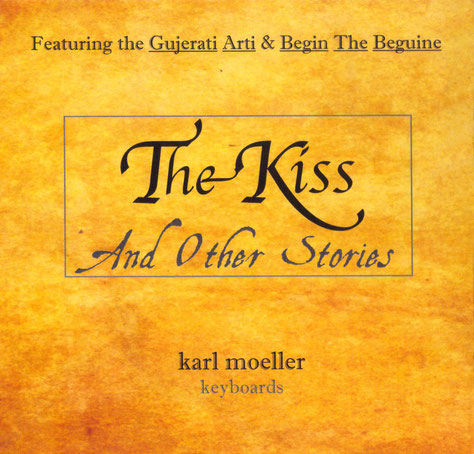 "CD : ""The Kiss"" - front cover . 2nd Edition"