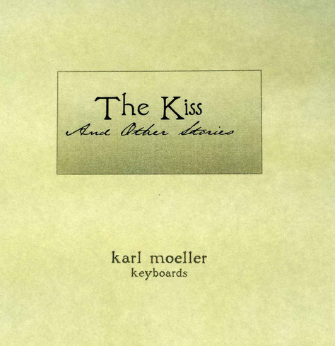 "CD : ""The Kiss""  - front cover. 1st Edition"