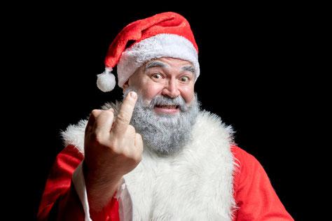 Wir haben mal den Weihnachtsmann gefragt, was er von Neuwahlen an Heiligabend hält...