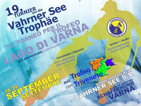Drei-Venetien-Turnier / Trofeo Triveneto