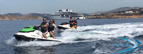RYA jetski instructor course