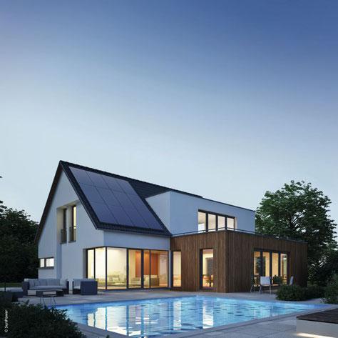 Solaranlage in Mittelfranken