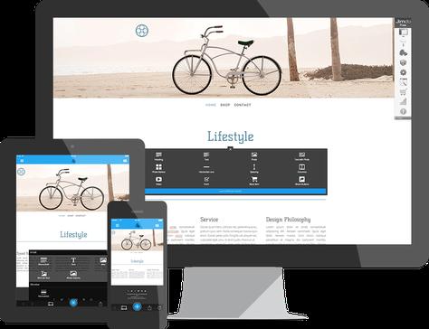 website ontwerpen