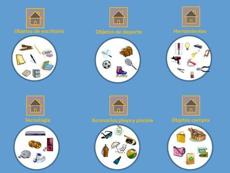 Cada cosa en casa debe tener su lugar - www.AorganiZarte.com