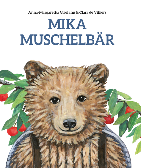 "children's book ""Mika Muschelbär"""