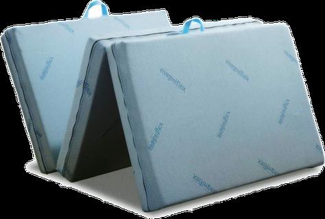 DDウィング / イタリア製高反発マットレス「マニフレックス」 三つ折りマットレス