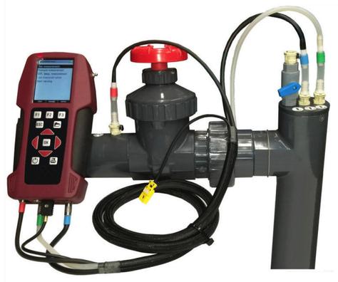 Medidor de composición de biogas - Aqualimpia