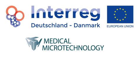 Interreglogo und Projektlogo von MMT darunter