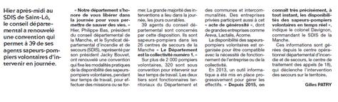 La Presse de la Manche 08/11/16