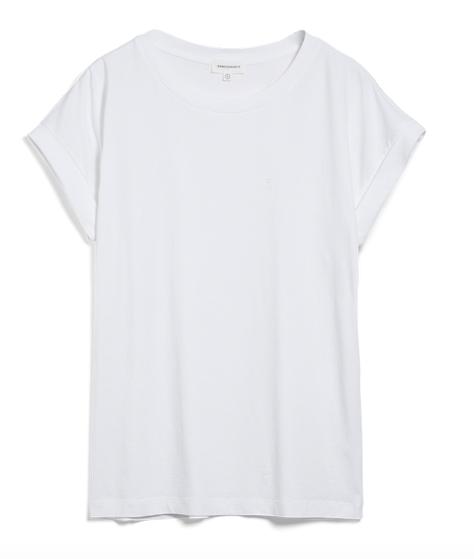 Must Haves im Kleiderschrank - Weißes T-Shirt - Basic