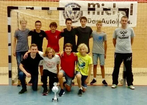 Männliche C-Jugend Michel Cup