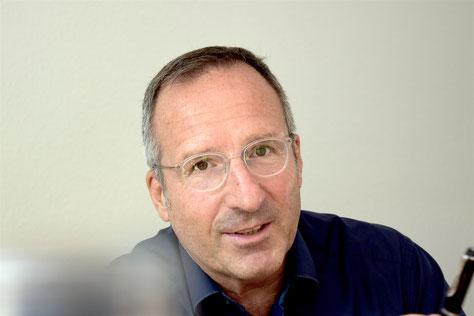 Peter Schorn: Mediation in Saarbrücken