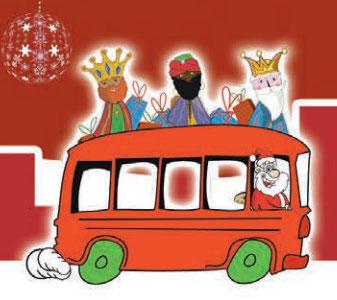 Fiestas en Talavera de la Reina Cabalgata de Reyes