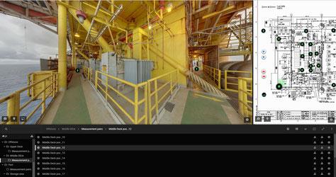 VAM2 Gas and Oil offshore platform documentation
