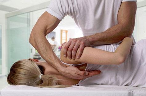 Pyhsiotherapie Santewell Basel Therapieansätze