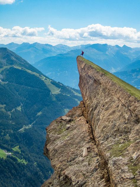 Einfach nur WOW, diese fantastischen Felsspitzen.