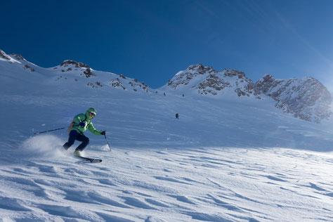 Skitour, Tessin, Punta di Stou, Molare, Faido, Leventina, Pizzo Baretta