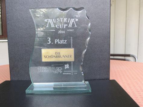 Pokal Austria Cup 2013-2016