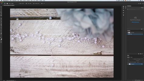 Bildbearbeitung mit Adobe Photoshop