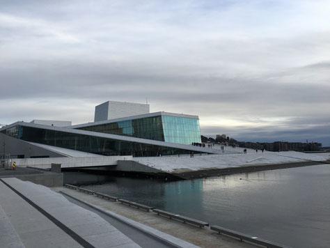 Oslo's Oper