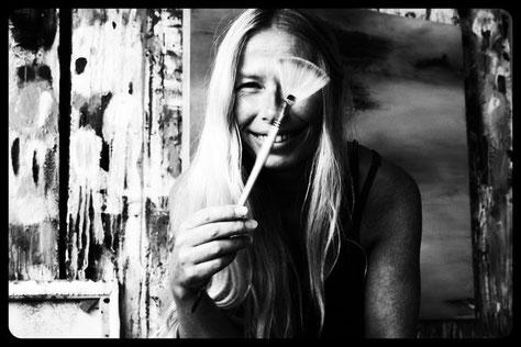 Carole Bécam - Artiste peintre - interview
