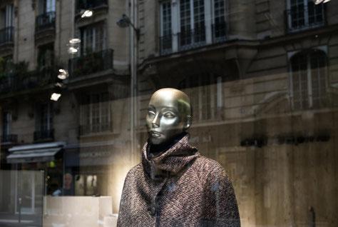 Alleine 2014 Paris © Arina Dähnick