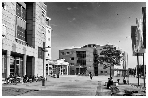 Bislang 72 Tage mein Zuhause: Die kardiologische Überwachungsstation in Greifswald