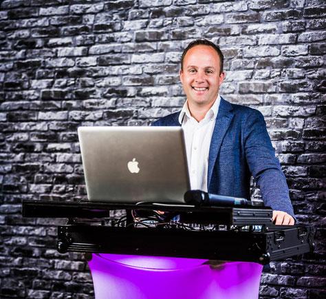 Hochzeits-DJ Martin Bohnhoff. Fotograf aus Wittenberge