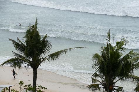 Balangan Beach, Uluwatu, Bali. Top Surfspot