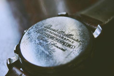 Bilder: Vintage Uhr