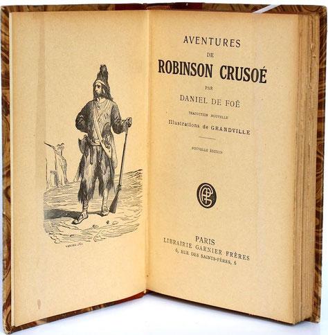robinson crusoé defoe cycle 3