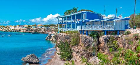 Bild: Curacao Meerblick Apartments Unterkunft